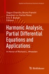 Harmonic Analysis Partial Differential Equations And Applications