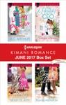 Harlequin Kimani Romance June 2017 Box Set