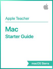 Mac Starter Guide macOS Sierra book
