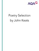 Poetry Selection by John Keats