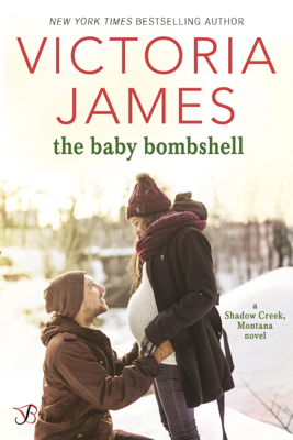 The Baby Bombshell - Victoria James book