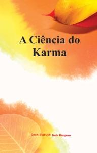 A Ciência do Karma (In Portuguese) Book Cover