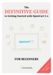 The Definitive Guide to Getting Started with OpenCart 2.x