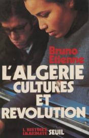 Algérie : culture et révolution