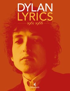 Lyrics 1961-1968 Libro Cover