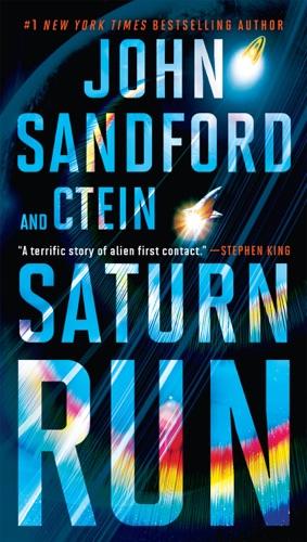 John Sandford & Ctein - Saturn Run