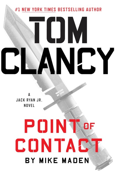 Tom Clancy Point of Contact - Mike Maden book cover