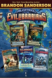Alcatraz vs. The Evil Librarians Series PDF Download