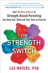 The Strength Switch Book Cover