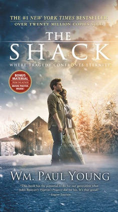 The Shack book cover