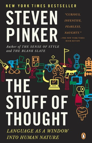 Steven Pinker - The Stuff of Thought