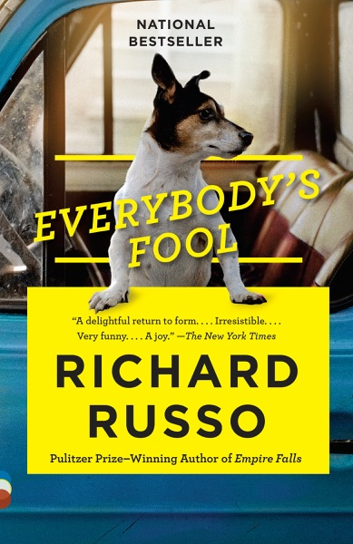 Everybody's Fool - Richard Russo book cover