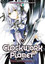Clockwork Planet Volume 1