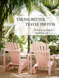 Taking Better Travel Photos book