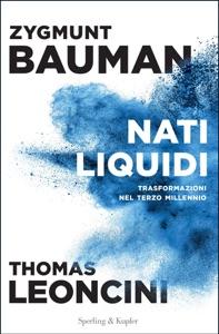 Nati liquidi Book Cover