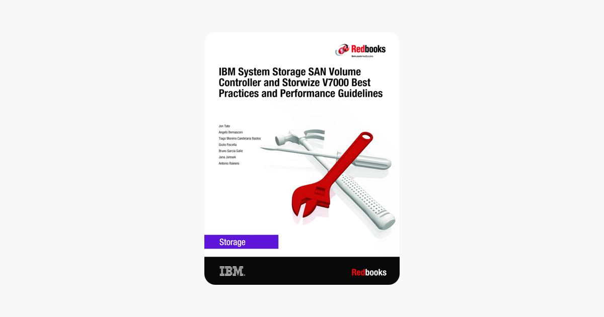IBM System Storage SAN Volume Controller And Storwize V7000 ...