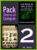 Pack Ahorra al Comprar 2: 003: Las reglas del juego: Una aventura de aceitunas asesinas & Aprende a dibujar en una hora