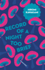 Hiromi Kawakami & Lucy North - Record of a Night Too Brief artwork