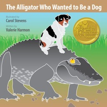 The Alligator Who Wanted to Be a Dog: An iBook on Making Friends
