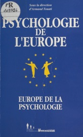 PSYCHOLOGIE DE LEUROPE, EUROPE DE LA PSYCHOLOGIE