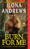 Ilona Andrews - Burn for Me artwork
