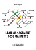 Lean Management: Cose Mai Dette Book Cover