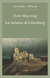 La variante di Lüneburg Copertina del libro