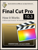 Final Cut Pro 10.3 - How It Works