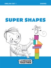 Shapes Read-Along First Reader