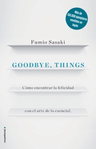Goodbye, things Book Cover