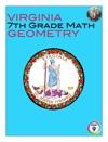 Virginia 7th Grade Math - Geometry
