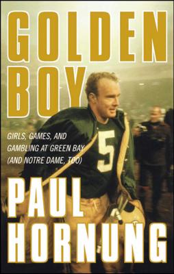 Golden Boy - Paul Hornung book