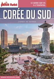 CORÉE DU SUD 2017 Carnet Petit Futé