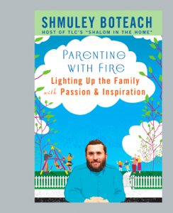 Parenting With Fire La couverture du livre martien
