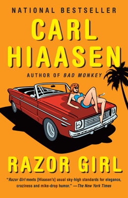 Carl Hiaasen - Razor Girl book
