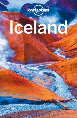 Iceland Travel Guide - Lonely Planet book