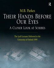 Their Hands Before Our Eyes: A Closer Look At Scribes