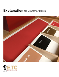 Grammar Box Explanation Book