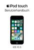 Apple Inc. - iPod touch-Benutzerhandbuch für iOS 10.3 Grafik