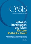 Oasis N 24 Beetween Immigration And Islam Ed Inglese
