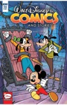 Walt Disneys Comics And Stories 727