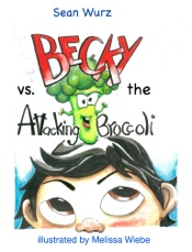 Becky vs. the Attacking Broccoli
