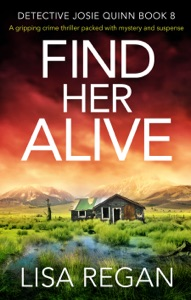 Find Her Alive Book Cover