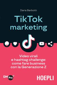 TikTok Marketing Copertina del libro