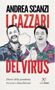 I cazzari del virus Book Cover