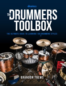 The Drummer's Toolbox Book Cover