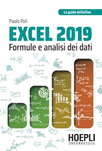 Excel 2019: formule e analisi dei dati Copertina del libro