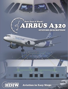 AIRBUS A320 Systems Description Book Cover
