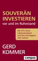 Gerd Kommer - Souverän investieren vor und im Ruhestand artwork