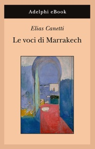 Le voci di Marrakech Book Cover